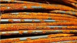 钢筋如何除锈?常见的几种钢筋除锈方法